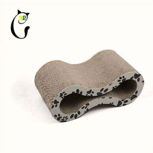 Aluzinc Roof Steel Sheet Cardboard Cat Bed -  Cat Scratcher S7A5742 – Loyi