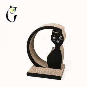 Bare Aluminum Sheet Cat Bed Cardboard Toys -  Cat Scratcher S7A6910 – Loyi