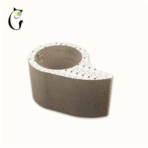Corrugated Pre_Painted Steel Plate Cat Tree Tower -  Cat Scratcher S7A6874 – Loyi