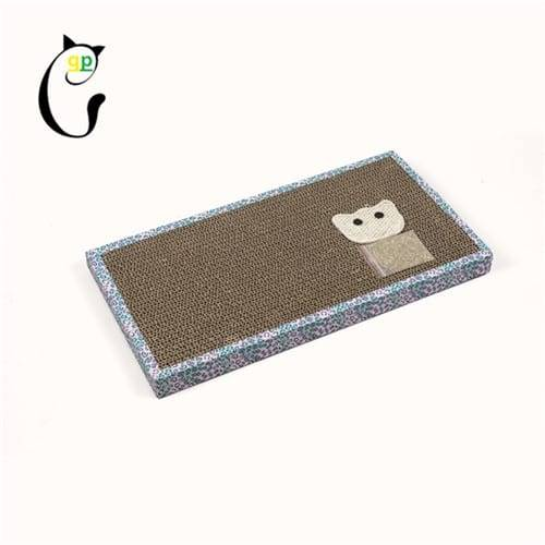 Tin Plate Cheap Cardboard Cat Sratcher -  Cat Scratcher S7A5734 – Loyi
