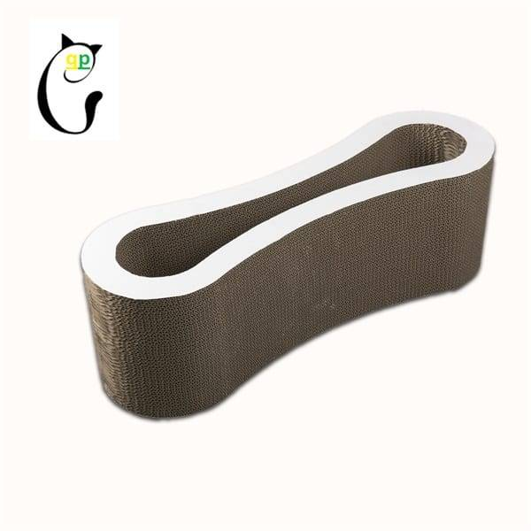 Corrugated Color Coated Steel Cat Scratch - Cat Scratcher S7A5727 – Loyi Featured Image