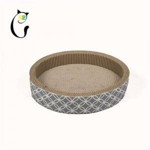 Aluminum Roll Pet Cardboard Cat Scratcher Sleeping Bed -  Cat Scratcher S7A5759 – Loyi