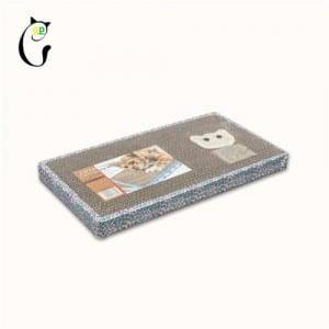 Steel Sheet Corrugated Cardboard Cat Scratcher -  Cat Scratcher S7A6865 – Loyi