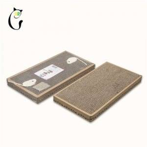 Corrugated Gl Steel Sheet Scratching Board -  Cat Scratcher S7A6863 – Loyi