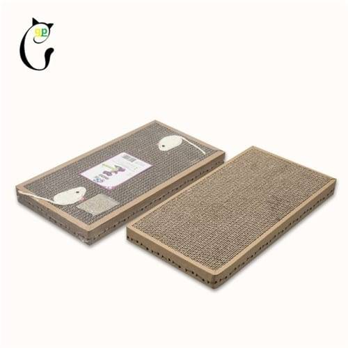 Matt Color Steel Coil Corrugate Cat Scratcher -  Cat Scratcher S7A6863 – Loyi detail pictures
