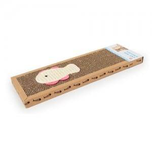 High Quality Scratch Pad Hot Selling Cat Toys Scratcher Cardboard02
