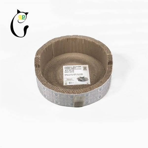 Corrugated Pre_Painted Steel Roll Cat Scratching Tree With Sisal - Cat Scratcher S7A5707 – Loyi