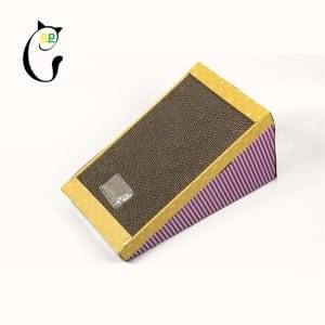 Aluminum Coil Premium Pet Toys Irregularly Shaped Cat Scratcher - Cat Scratcher S7A5723 – Loyi