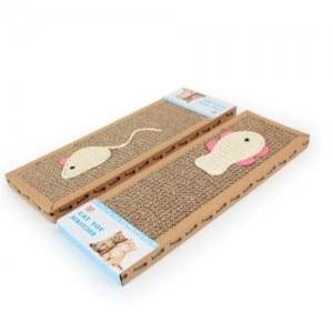 High Quality Scratch Pad Hot Selling Cat Toys Scratcher Cardboard04