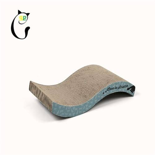 Color Coated Steel Sheet Cat Scratch Post -  Cat Scratcher S7A6883 – Loyi
