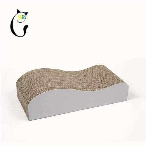 Corrugated Pre_Painted Steel Strip Wooden Cat Tree -  Cat Scratcher S7A6893 – Loyi