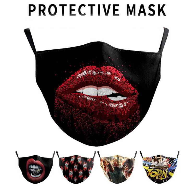 Hot sale 3D digital printing Mask