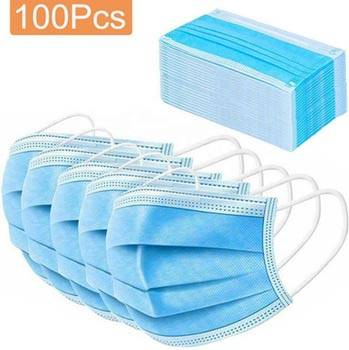 Wholesale Disposable Earloop Dust Face Mask Medical face mask surgical