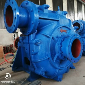 High Pressure Heavy Duty Slurry Pump 250ZJ-A75