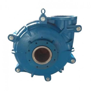 Horizontal Metal Lined Slurry Pump SH/150F