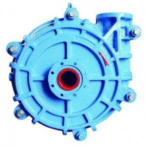 Horizontal Metal Lined High Head Slurry Pump SB...