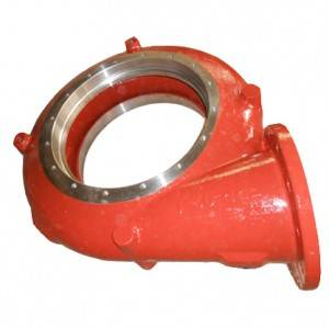 Sand Blender Pump Volute
