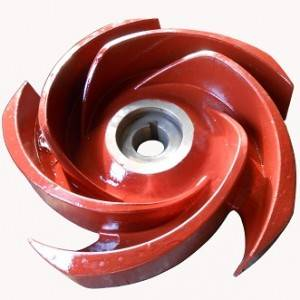Sand Pump Open Impeller