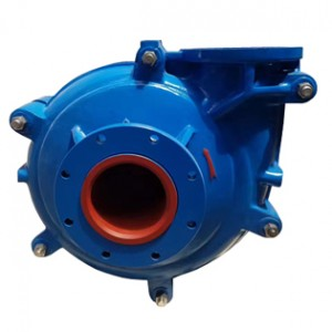 Horizontal Metal Lined Medium Duty Slurry Pump SM/200E