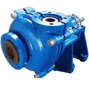 Horizontal Metal Lined Slurry Pump SH/50C