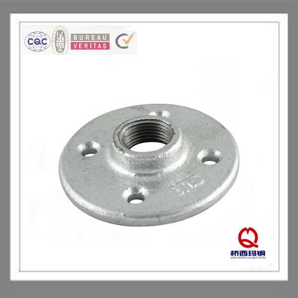 high quality cast iron pipe flanges,galvanized malleable iron pipe flange adapter