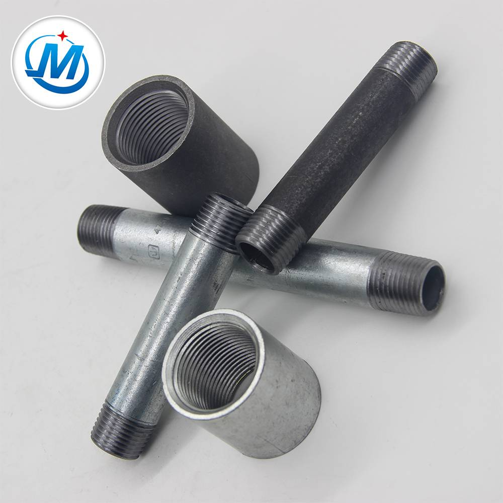 Factory made hot-sale Galvanized Malleable Iron Elbows Threaded -