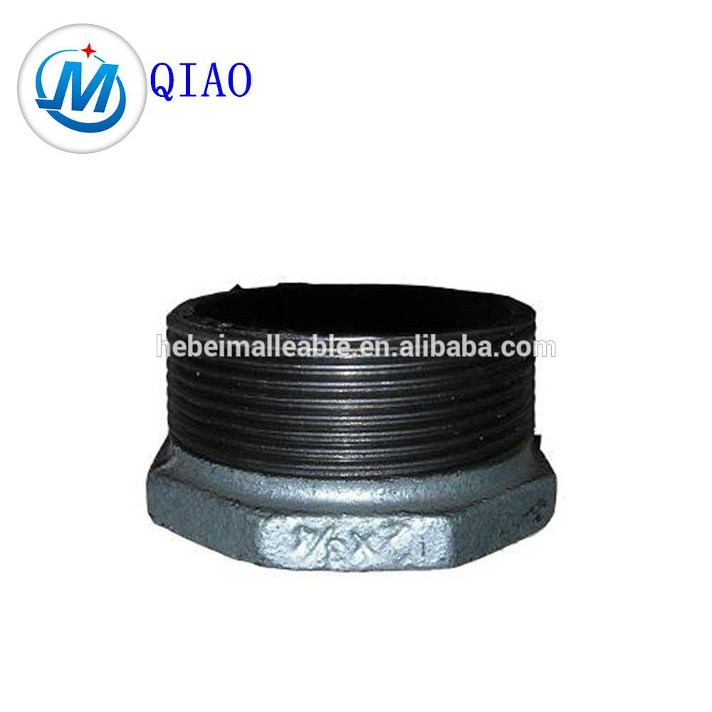 Factory making Threaded Pipe Fitting -