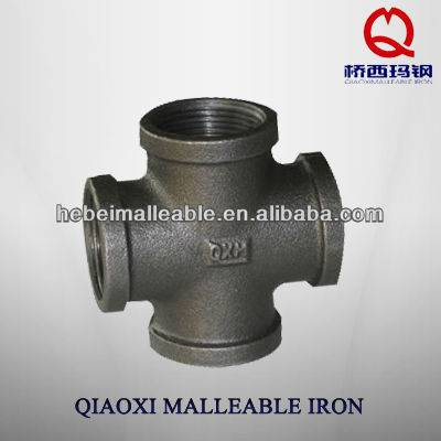 Hot Sale In European Market Casting Malleable Cast Iron Pipe Fittings Equal