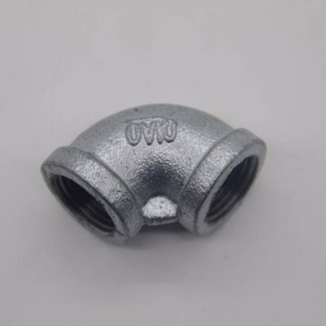 Reliable Supplier Torispherical Head - waterline malleable cast iron elbow – Jinmai Casting