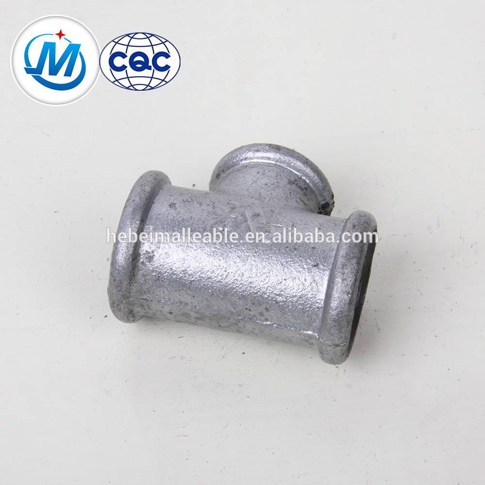 OEM/ODM Supplier 3 Way Elbow Pipe Fittings -