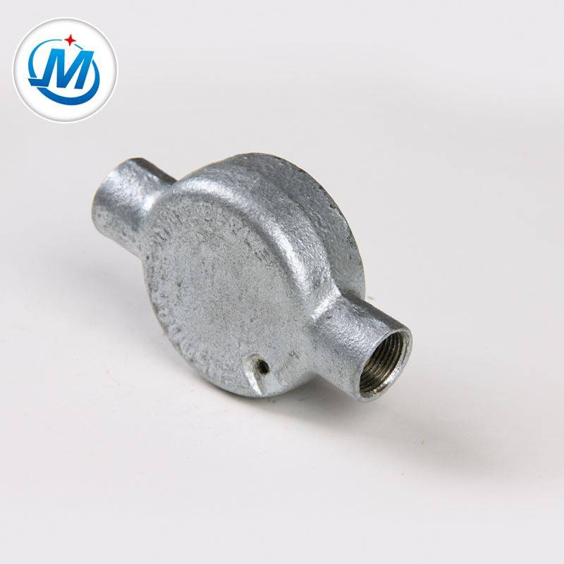 Producing Safely 1.6Mpa Working Pressure China Manufacturer Malleable Iron Junction Box