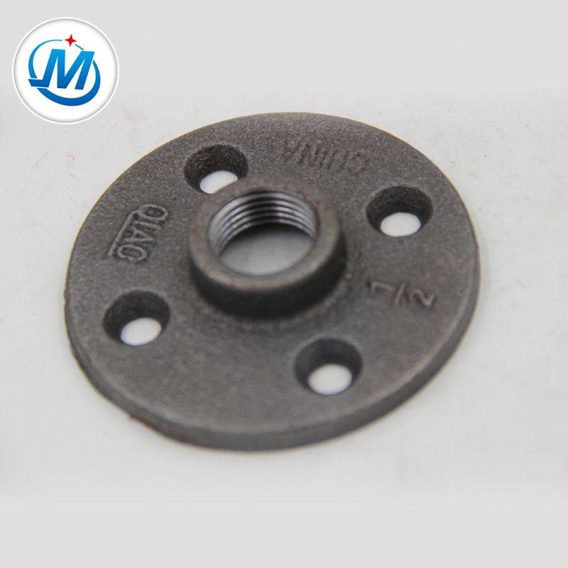 Rich Export Experience Gi Galvanized Pipe Fittings Flanges 20mm