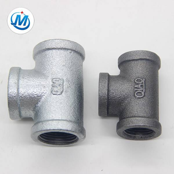 standard hardware hot dipped galvanized malleable iron pipe fitting Featured Image