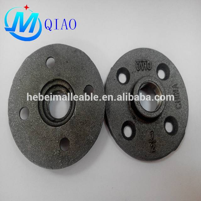 building material flange G.I pipe fittings