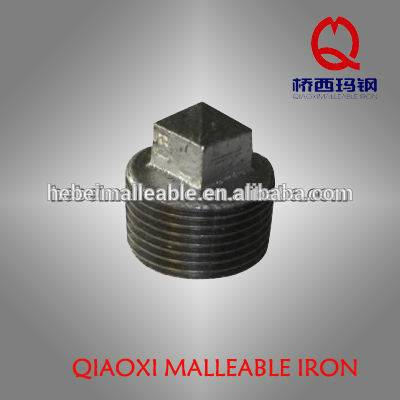 gbona óò galvanized iron pipe yẹ beaded Plain plug 291