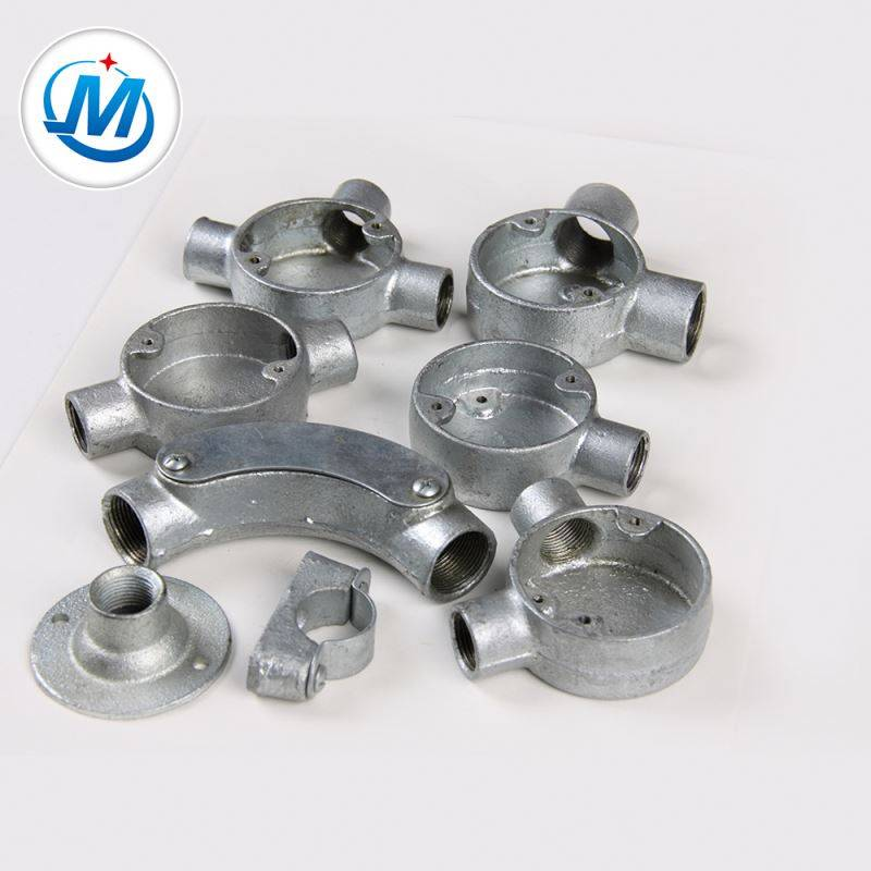 Conduit Box Malleable Iron Pipe Fitting Junction Box