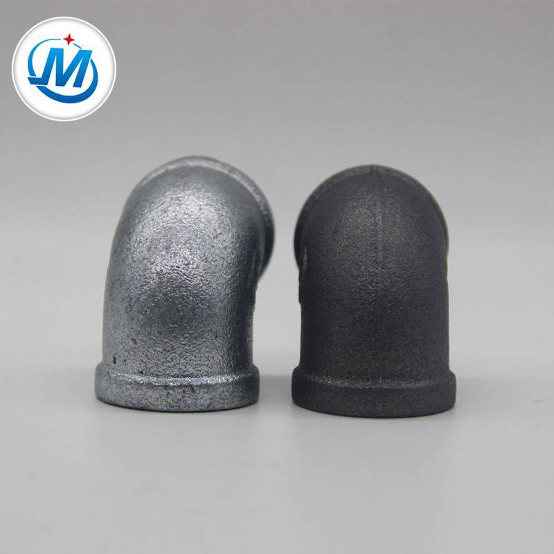 thread 90 degree pipe elbow fittings