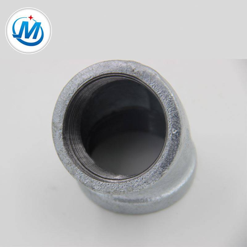Factory wholesale Female Thread Pipe Fitting 90 Degree Elbow -