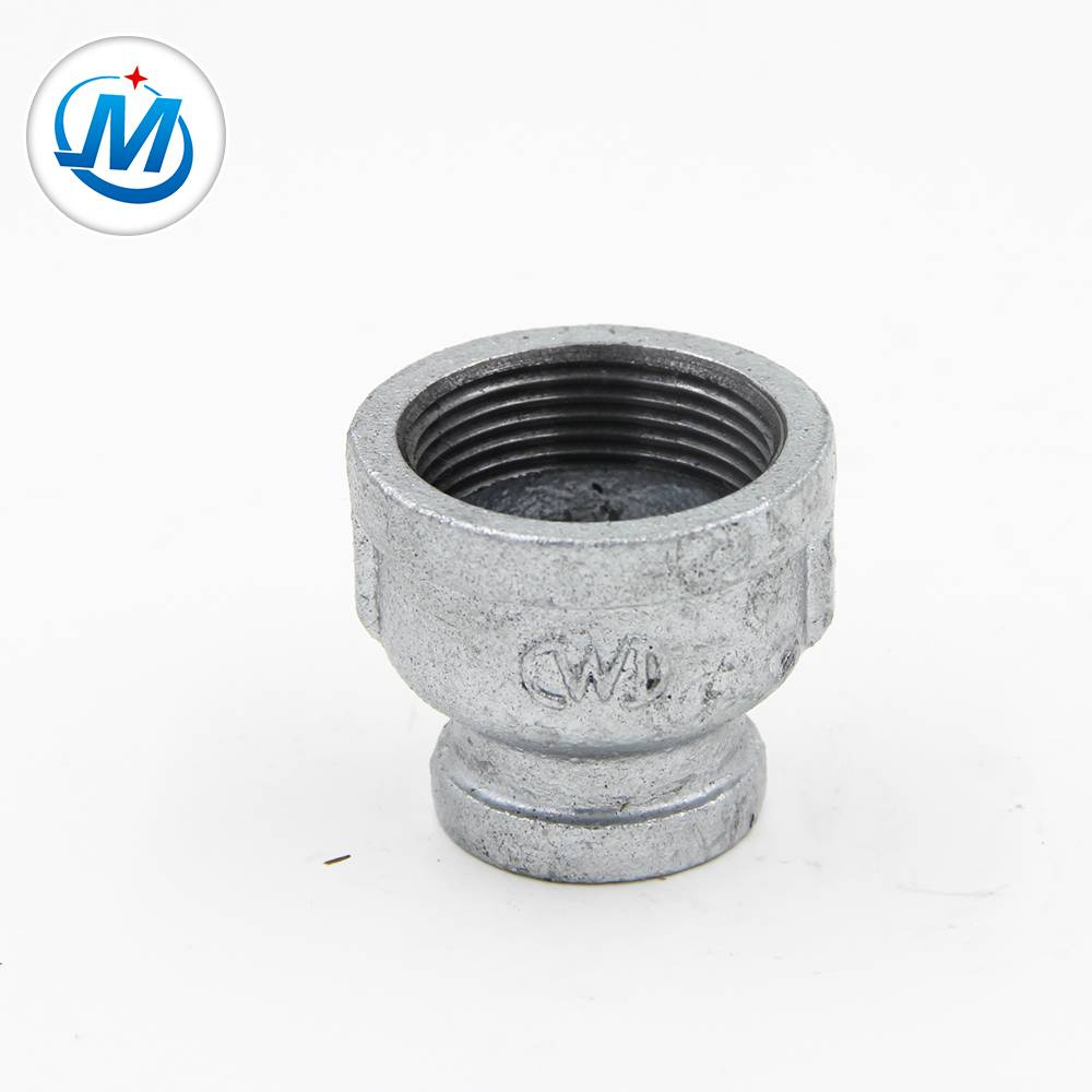 NPT Standard Malleable iron pipe fitting Reducing Socket