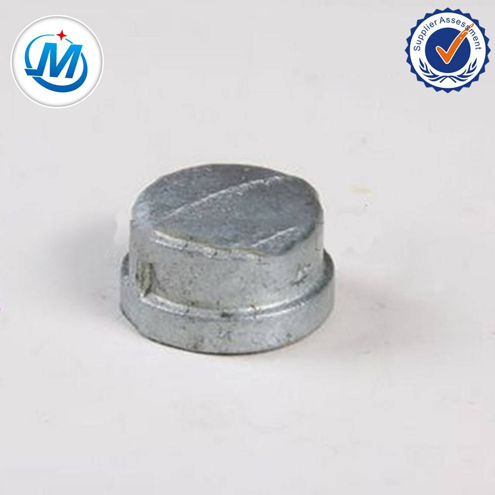 Sell All Over the World Quality Controlling Strictly Gi Malleable Iron Pipe Fitting Cap