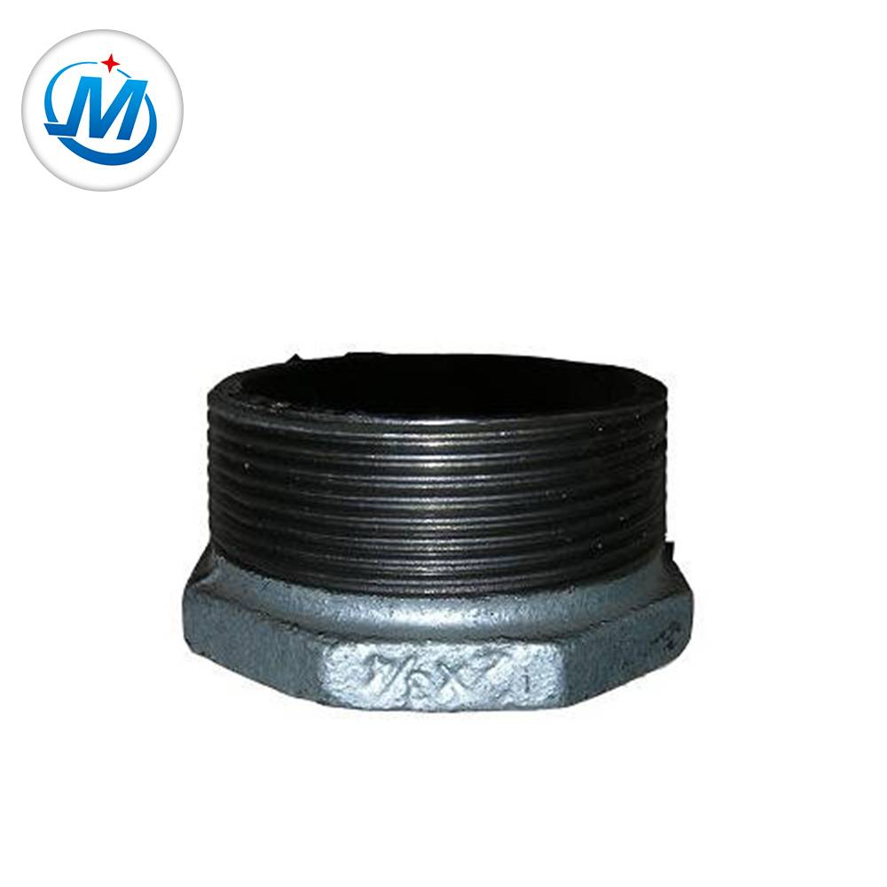 electric galvanized plain pipe fitting master bushing