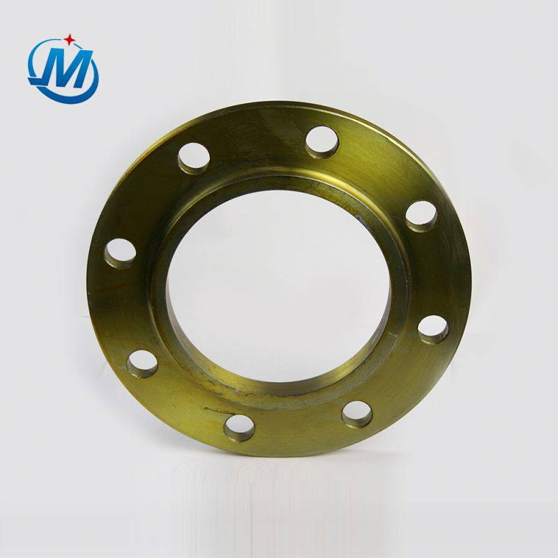 Factory Direct Sale Plumbing Equipments Galvanized Pipe Flange