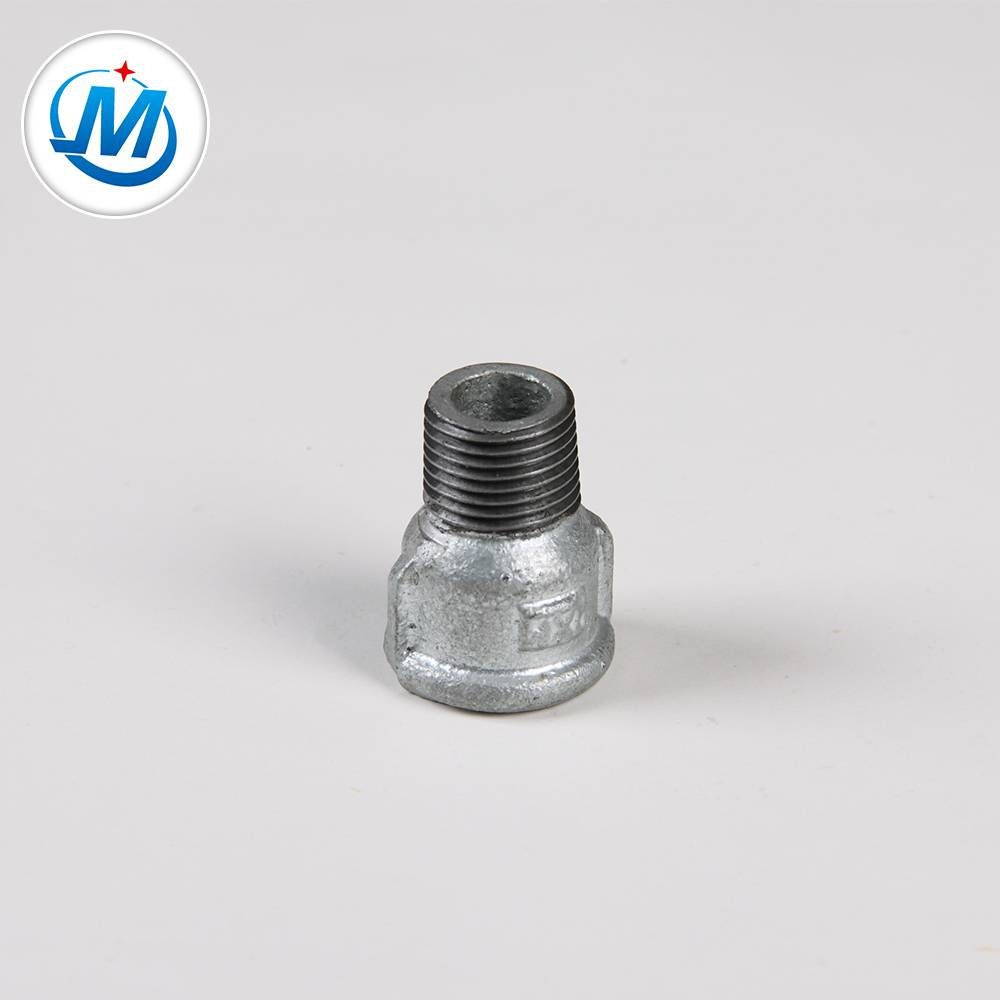 Electrical Galvanized Malleable iron pipe fitting Socket M&F