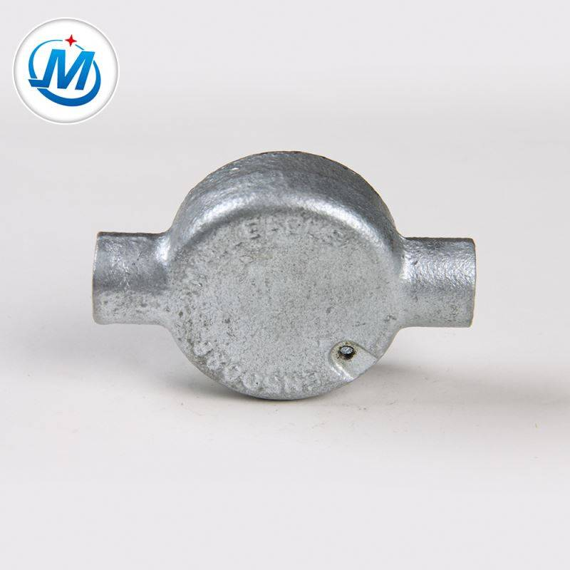 Factory making Galvanized Rubber Flexible Joint Union Threaded -