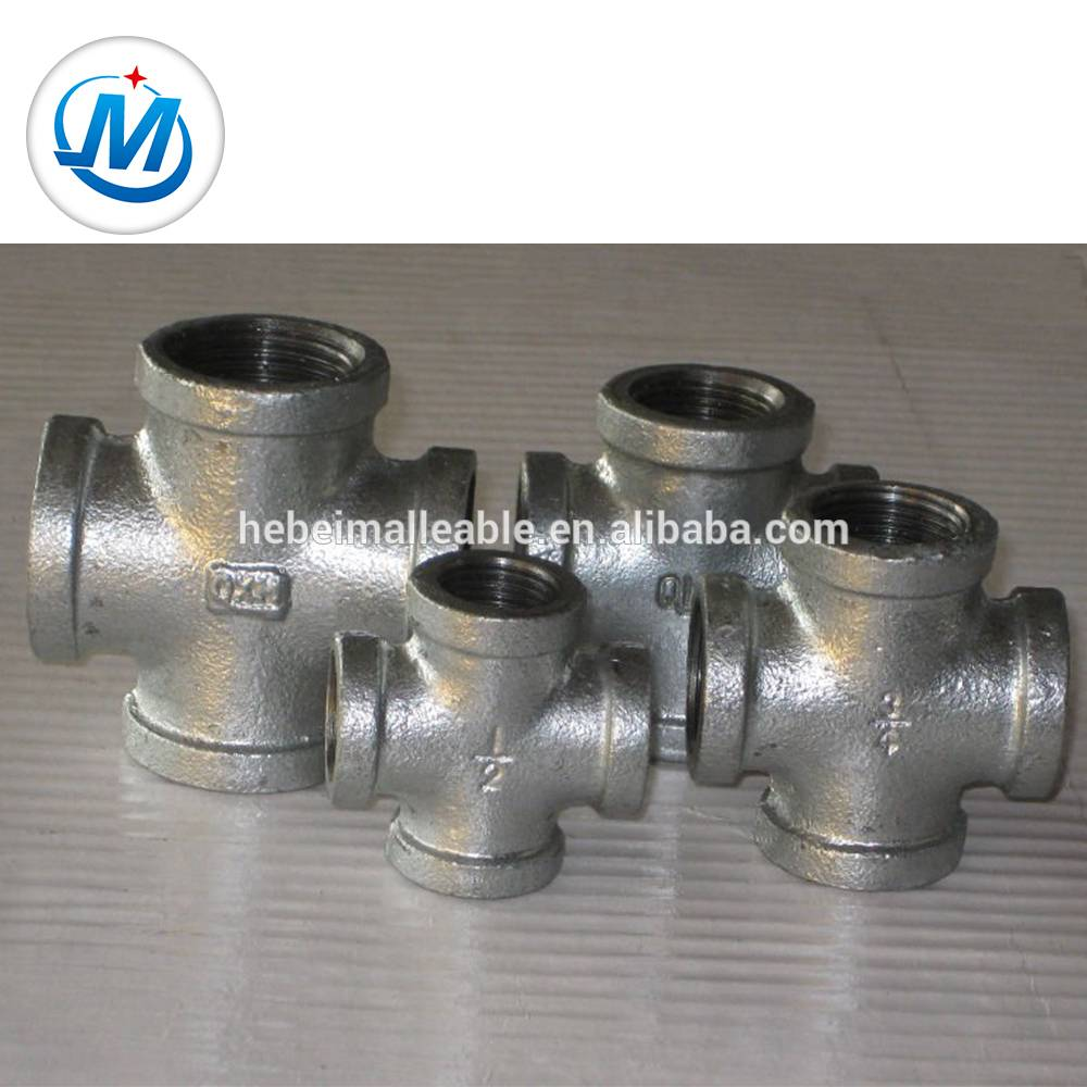 Kvalitetni NPT Black Temper Iron Pipe Fittings