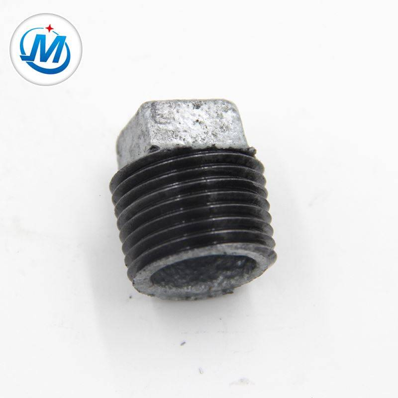 Factory made hot-sale Galvanized Malleable Iron Pipe Clamps Fittings -