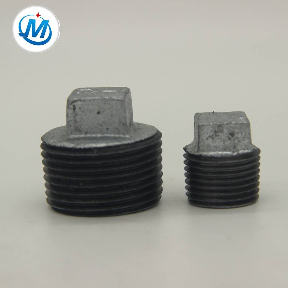 strong production capacity connect coal use inch hot dipped gi plug