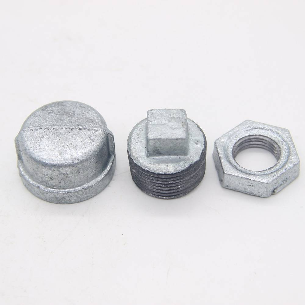 100% Original Gi Elbow Pipe Fittings -