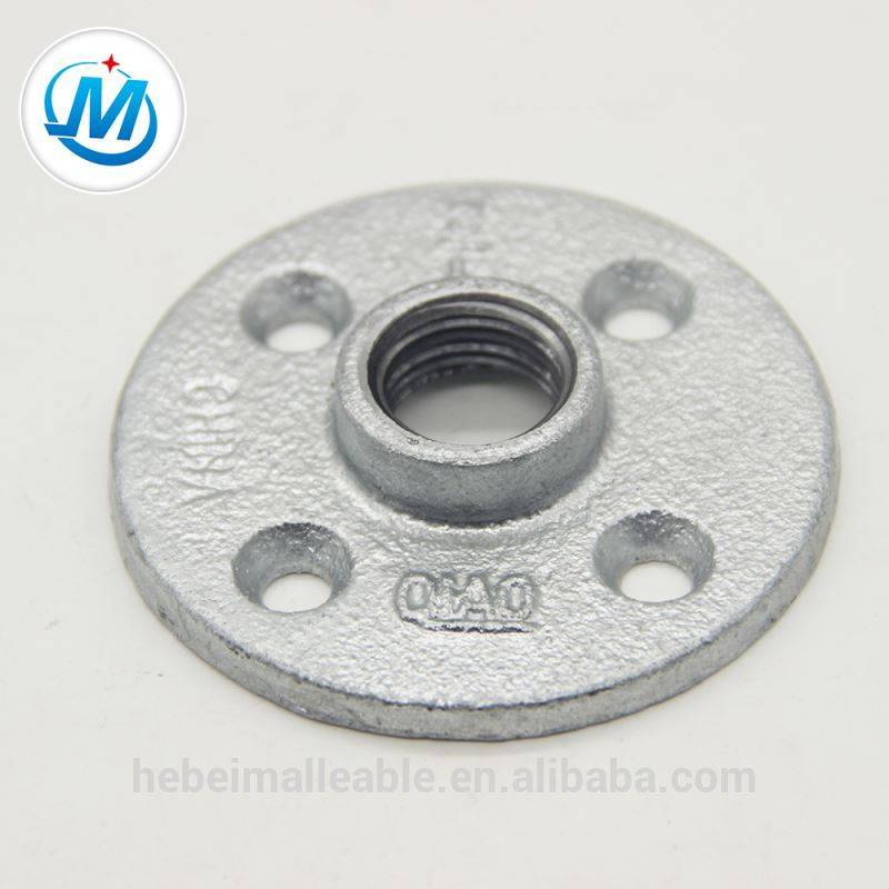 cast iron plain flanges made in china