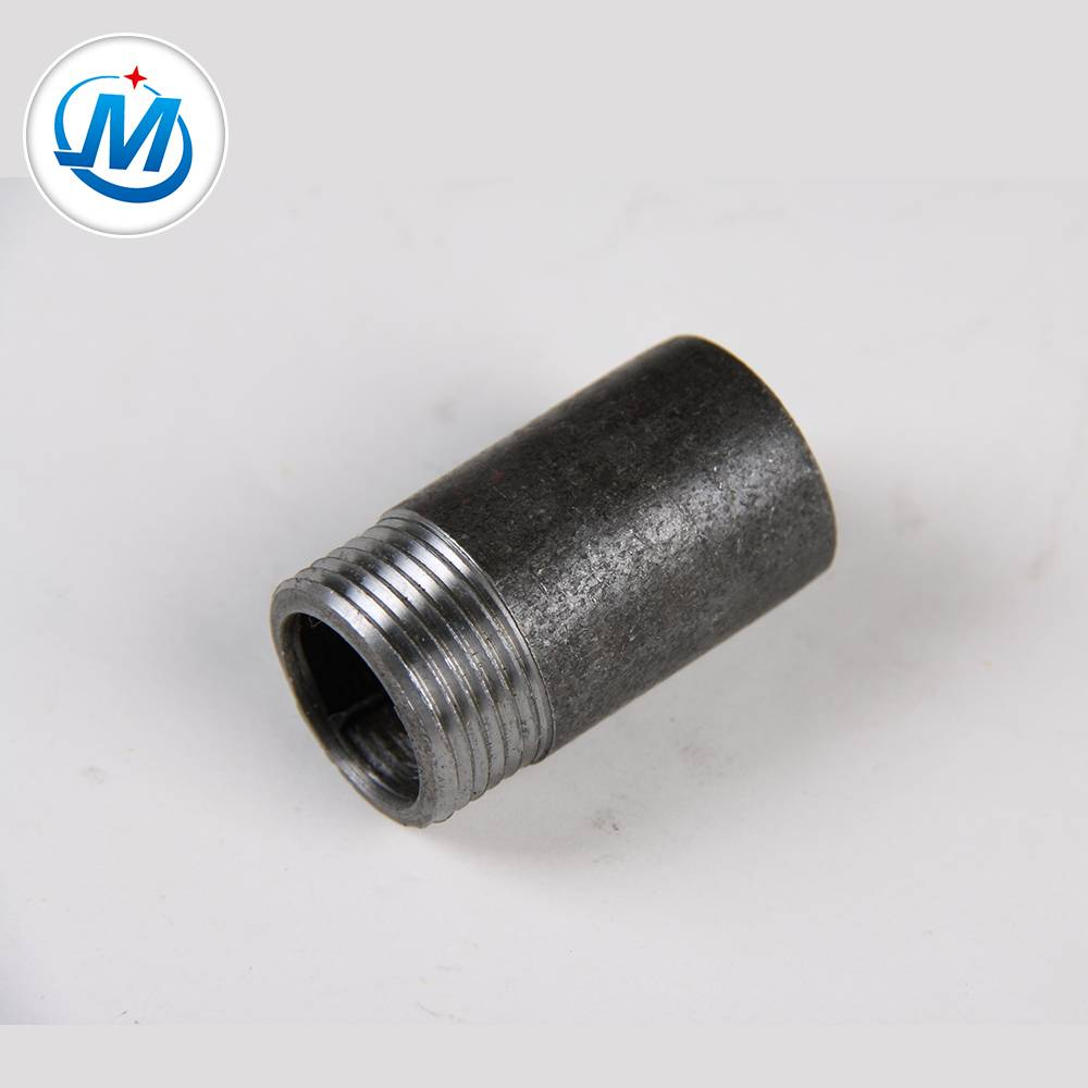 pipe fitting threaded swage nipple